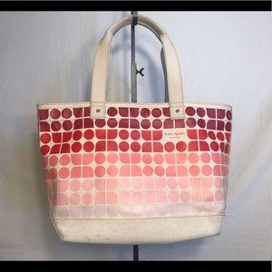 👜 Kate Spade NY fabric tote/ shopping bag